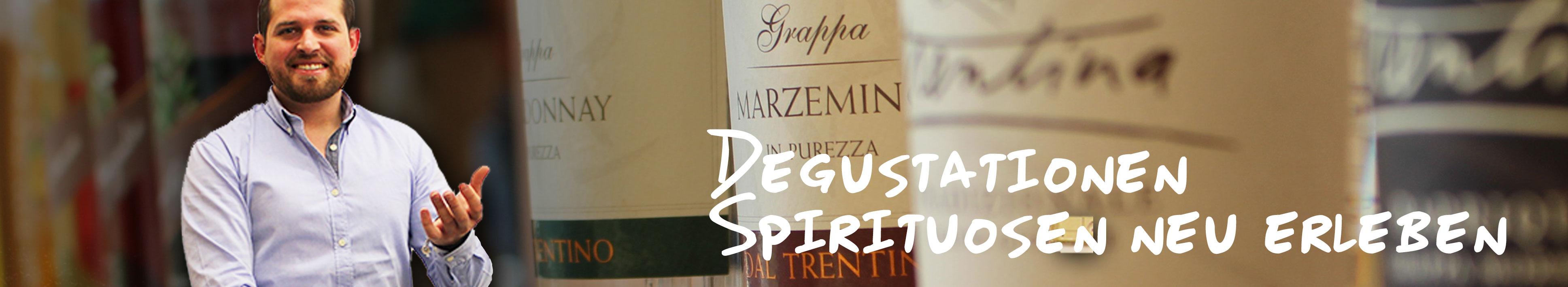 Spirituosen Degustationen - entdecken und genießen