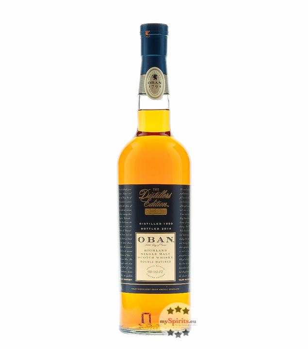 Oban Distillers Edition West Highland Single Ma...