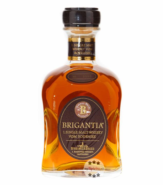 Steinhauser Brigantia 1. Single Malt Whisky vom...