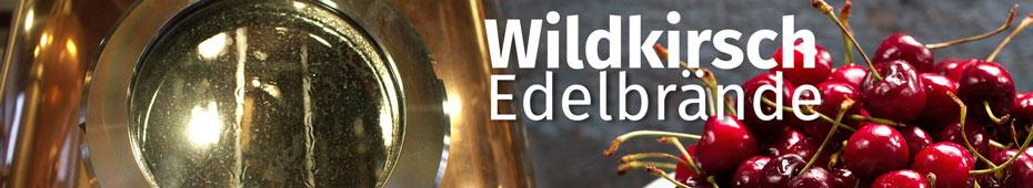 Wildkirsch Edelbrand