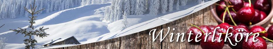 Winterliköre