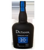 Dictador 20 Solera System Rum Flasche