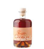 Prinz Rum Orange Likör Flasche