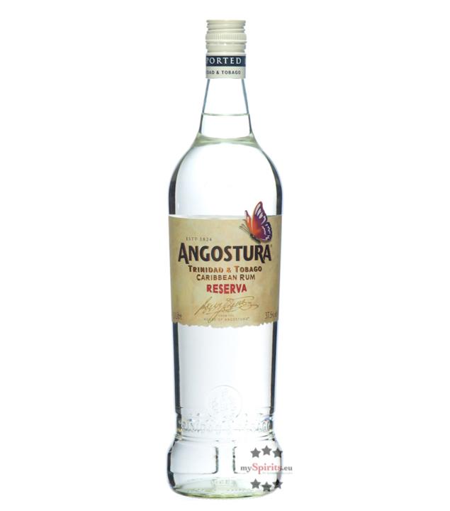 Butterfly White Rum 3 Jahre / 37,5 % Vol. / 1,0 Liter-Flasche