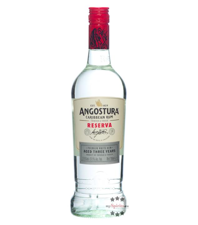 White Rum 3 Jahre Reserva Premium White Rum / 37,5 % Vol. / 0,7 Liter-Flasche