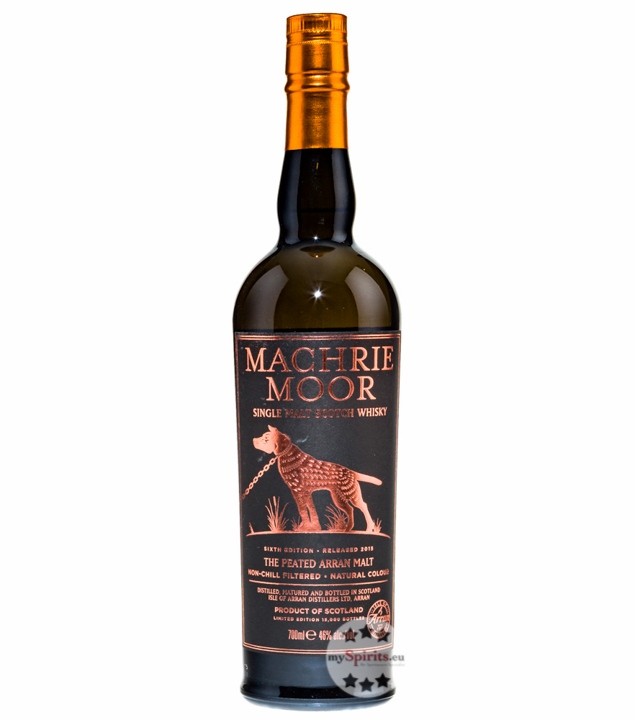 Arran Machrie Moor Whisky / 46 % Vol. / 0,7 Lit...
