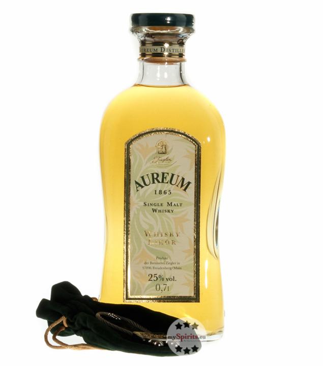 Ziegler Aureum Whisky Likör 1865 Single Malt Wh...