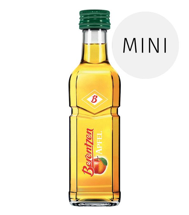 Berentzen: Apfelkorn Likör / 18% Vol. / 0,04 Liter-Flasche