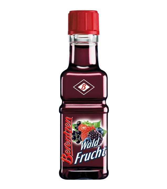 Berentzen Waldfrucht Likör in PET / 16% Vol. / 0,02 Liter-Flasche