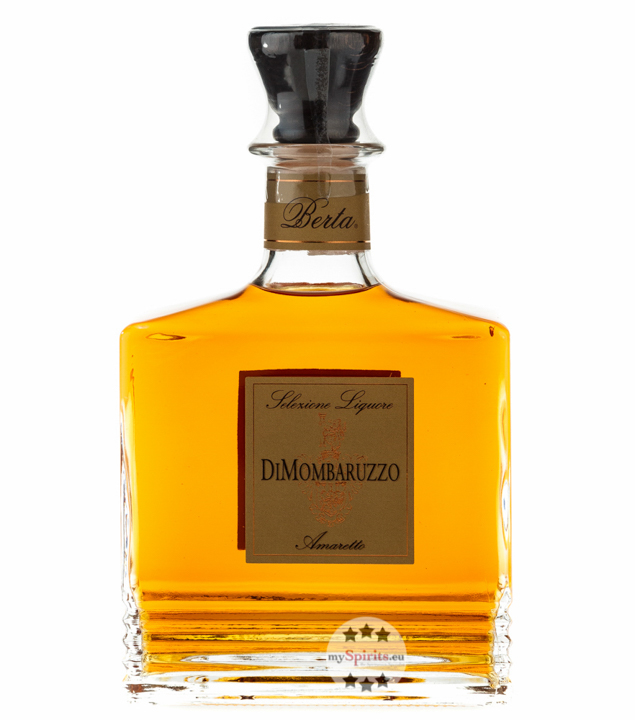 Distillerie Berta DiMombaruzzo – Amaretto Selexione Liquore / 28 % vol. / 0,7 Liter-Flasche