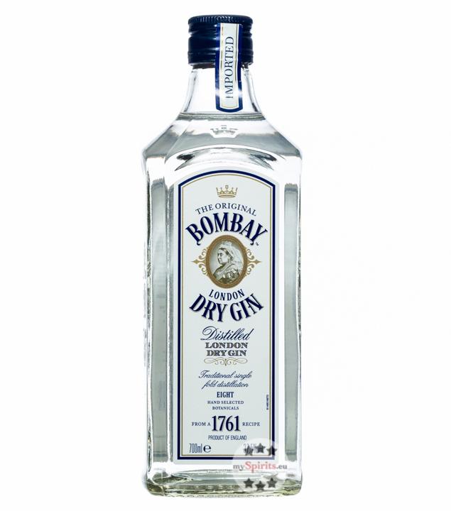 Bombay Sapphire Gin - London Dry Gin / 37,5% vo...