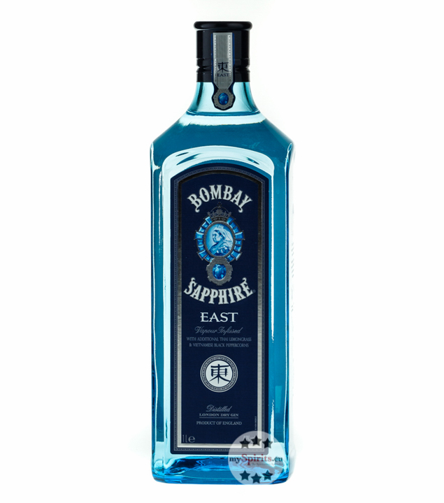 Bombay Sapphire East Gin - Distilled London Dry...