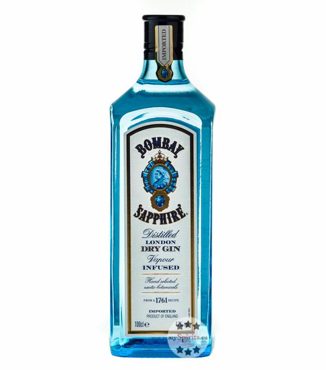 Bombay Sapphire Gin - Distilled London Dry Gin ...