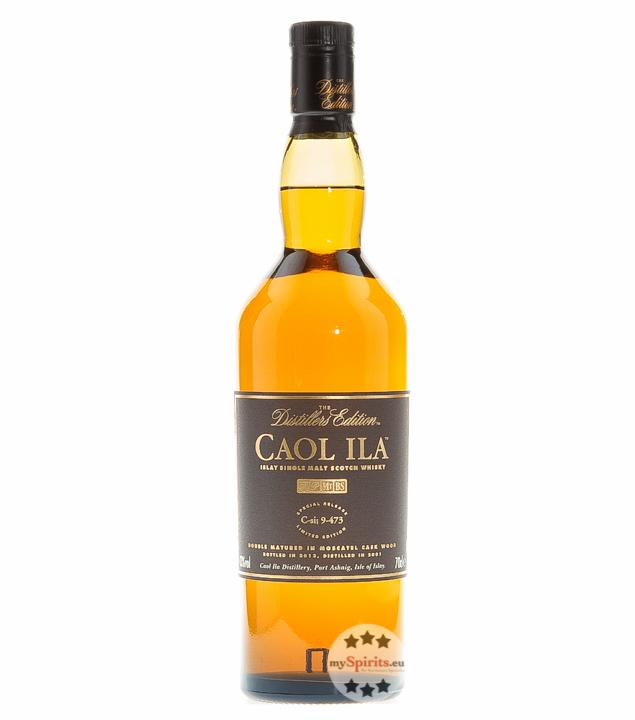 Caol Ila Distillers Edition Islay Single Malt W...