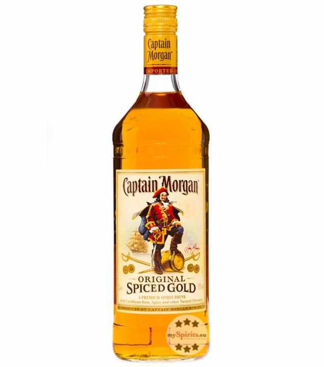 Original Spiced Gold / 35 % Vol. / 1,0 Liter-Flasche