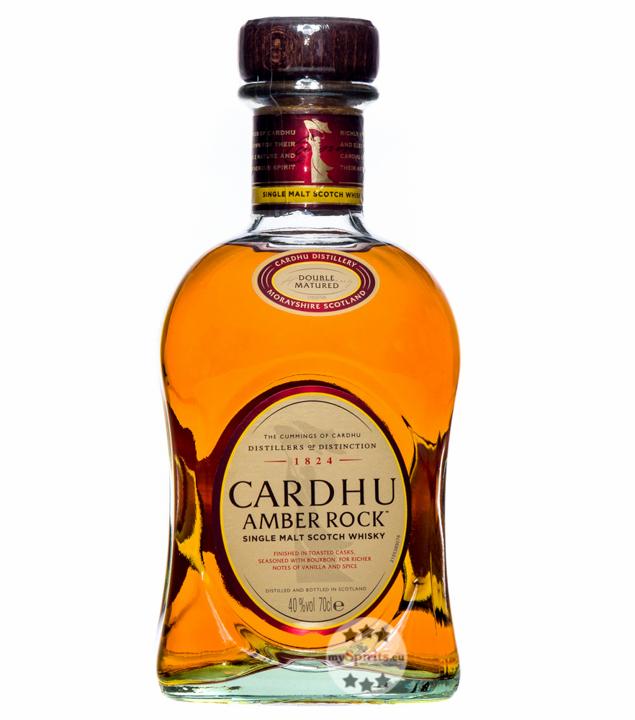 Cardhu Whisky: Amber Rock Single Malt Scotch Wh...