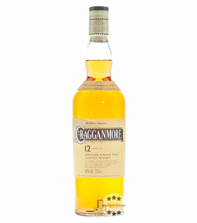Cragganmore 12 Years Old Speyside Single Malt S...