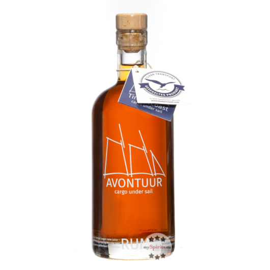 Avontuur Sailed Rum - ltd. Edition Signature Rum Voyage 3 / 42 % Vol. / 0,5 Liter-Flasche