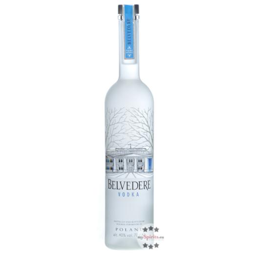 Belvedere Vodka / 40 % Vol. / 0,7 Liter-Flasche