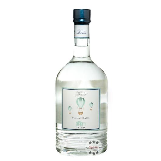 Distillerie Berta Villa Prato - Grappa Giovane / 40 % vol. / 1,0 Liter-Flasche