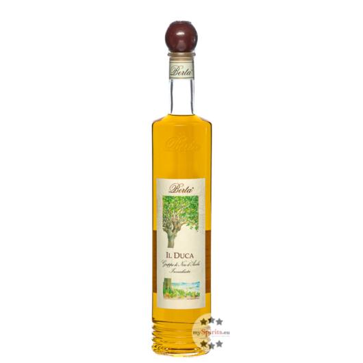 Distillerie Berta Il Duca Grappa di Nero d'Avola Invecchiata / 40 % vol. / 0,7 Liter-Flasche