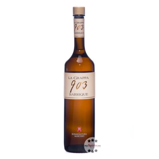 Bonaventura Maschio: Grappa 903 Barrique / 40 % Vol. / 0,7 Liter-Flasche