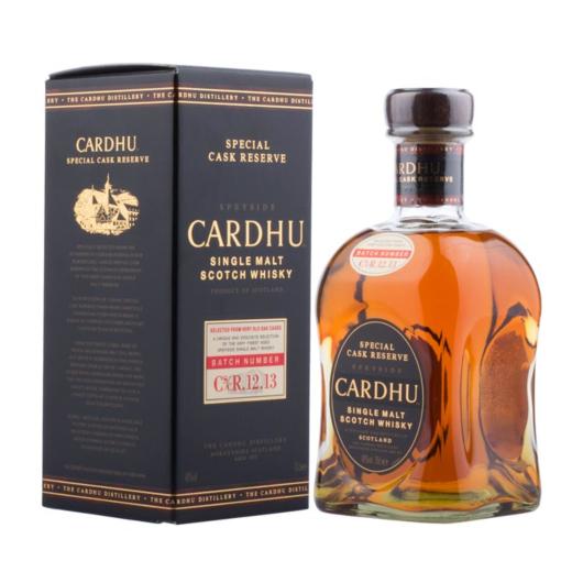 Cardhu Whisky: Special Cask Reserve Single Malt Scotch Speyside Whisky / 40% Vol. / 0,7 L Flasche
