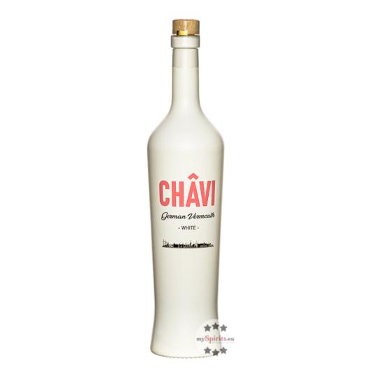 CHÂVI German Vermouth White / 18 % Vol. / 0,75 Liter-Flasche