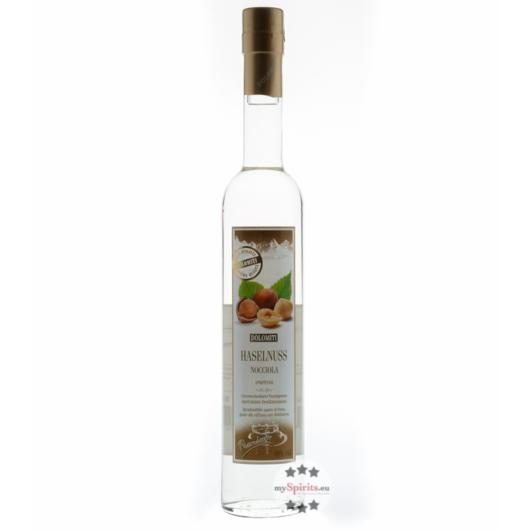 Dolomiti: Haselnuss Premium / 40% Vol. / 0,5 Liter