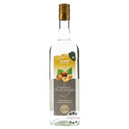 Dolomiti: Haselnuss Schnaps /  35% Vol. / 1,0 Liter