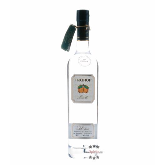 "Freihof: ""Selection"" Marillen-Brand/  40% Vol. / 0,5 Liter"