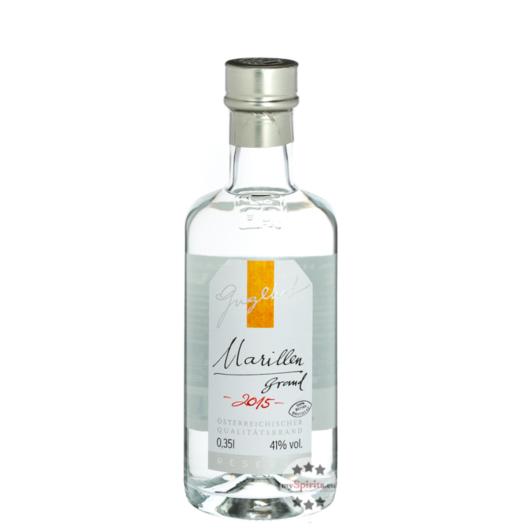 Guglhof: Marillen Brand - Jahrgangsbrand / 42 % Vol. / 0,35 Liter - Flasche