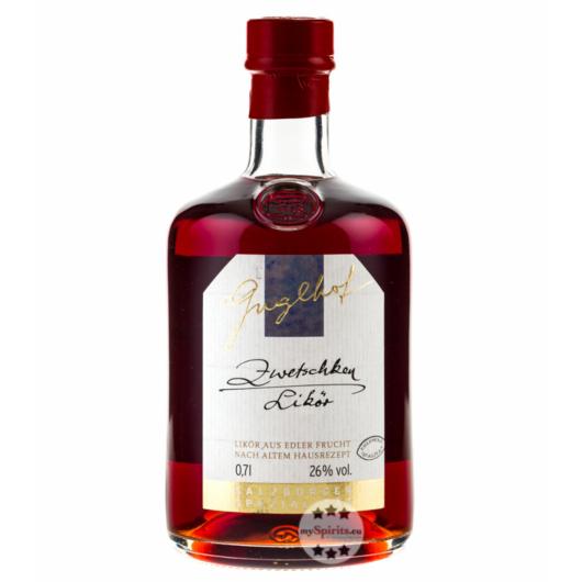 Guglhof Zwetschken Likör / 26 % Vol. / 0,7 Liter-Flasche