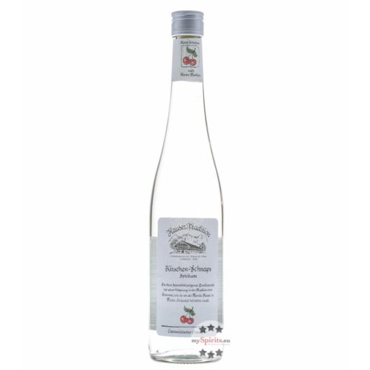 Hauser Tradition Kirsch Schnaps / 35% Vol. / 0,7 Liter-Flasche