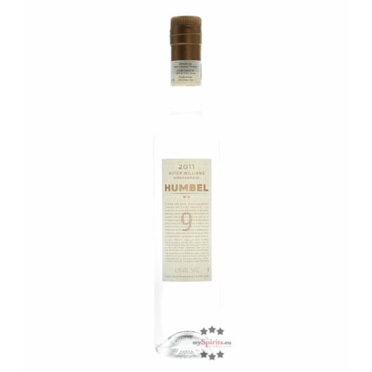 Humbel Roter Williams - Birnenbrand / 43 % Vol. 0,5 Liter-Flasche