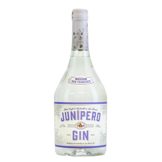 Junípero Gin / 49,3 % vol. / 0,7 Liter-Flasche