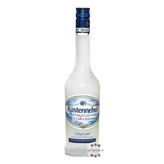 Küstennebel Likör mit Sternanis von Behn / 21,8 % Vol. / 0,5 Liter-Flasche