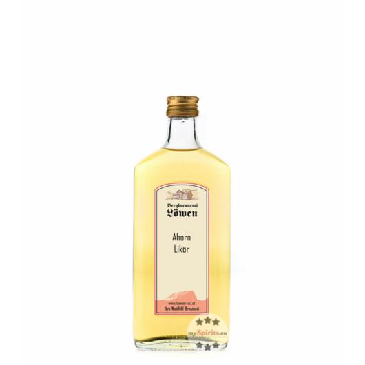 Löwen Ahorn Likör / 20 % Vol. / 0,2 Liter-Flasche