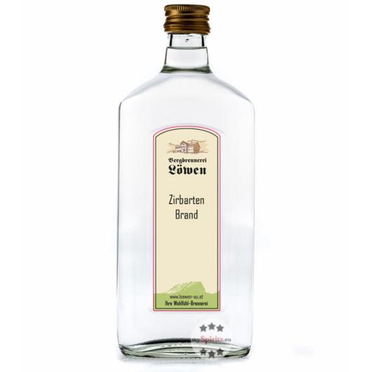 Löwen Zibarten Brand / 42 % Vol. / 0,5 Liter-Flasche