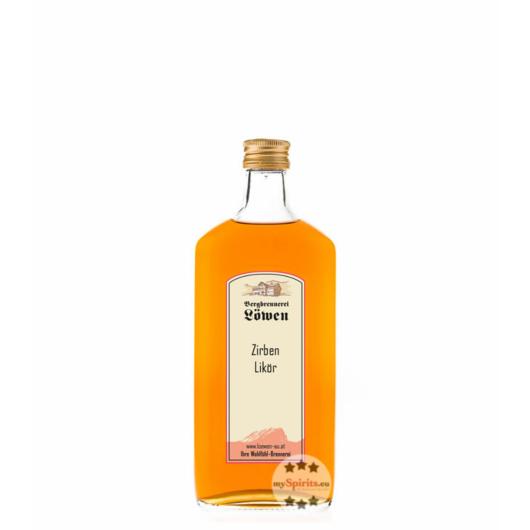 Löwen: Zirben-Likör / 25% Vol. / 0,2 Liter - Flasche