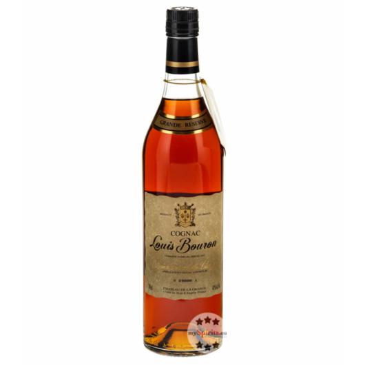 Louis Bouron Grande Réserve Cognac / 40 % Vol. / 0,7 Liter-Flasche