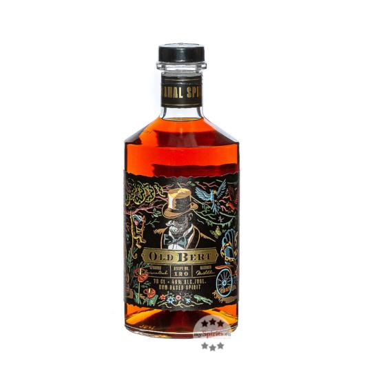 Michler's Old Bert Jamaican Spiced Rum Based Spirit / 40 % Vol. / 0,7 Liter-Flasche