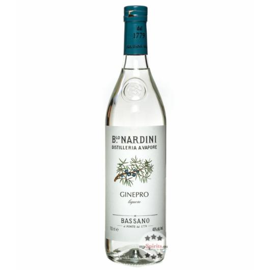 Nardini Ginepro - Wacholderlikör / 45 % vol. / 0,7 Liter-Flasche