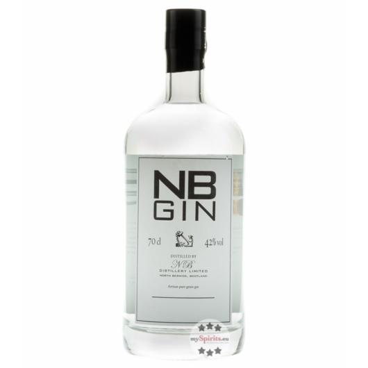NB Gin - Artisan Pure Grain Gin / 42 % Vol. / 0,7 Liter-Flasche