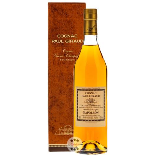 Paul Giraud: Gognac Napoléon / 40% Vol. / 0,7 Liter-Flasche