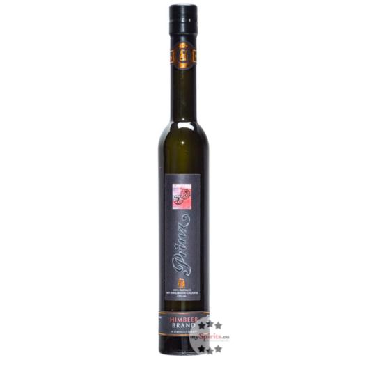 Prinz: Hafele Himbeer Brand - im Steingut gereift / 43 % Vol. / 0,35 Liter - Flasche