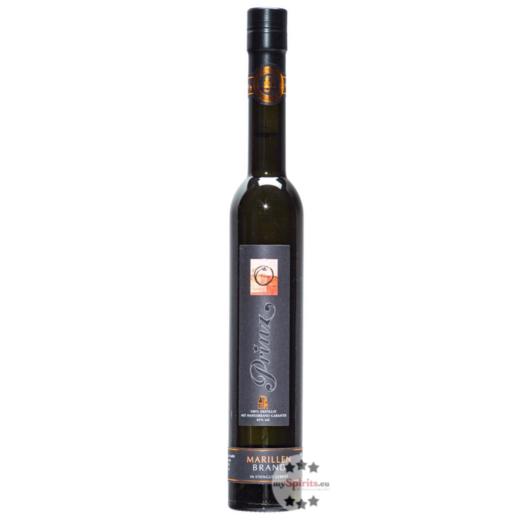 Prinz: Hafele Marillen Brand - im Steingut gereift / 43 % Vol. / 0,35 Liter - Flasche