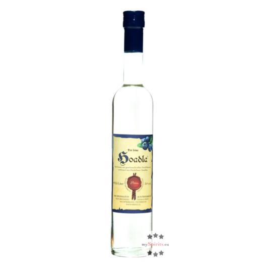 Prinz Hoadla - milder Heidelbeer-Schnaps / 34 % Vol. / 0,5 Liter-Flasche