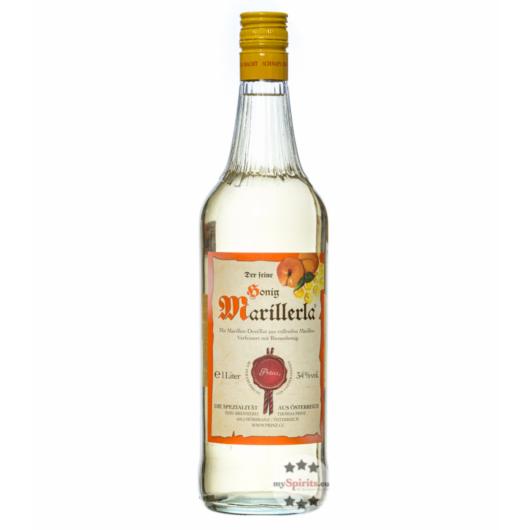 Prinz Honig Marillerla / 34 % vol. / 1,0 Liter-Flasche