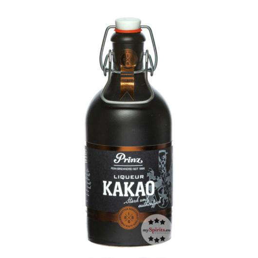Prinz Nobilant Kakao Liqueur / 37,7 % Vol. / 0,5 Liter-Flasche